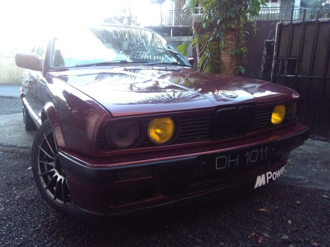 Pre-owned BMW E30 for sale in