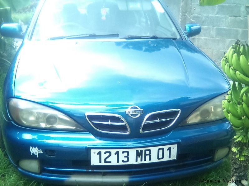 Used Nissan Nissan Primera P11 for sale in Mauritius