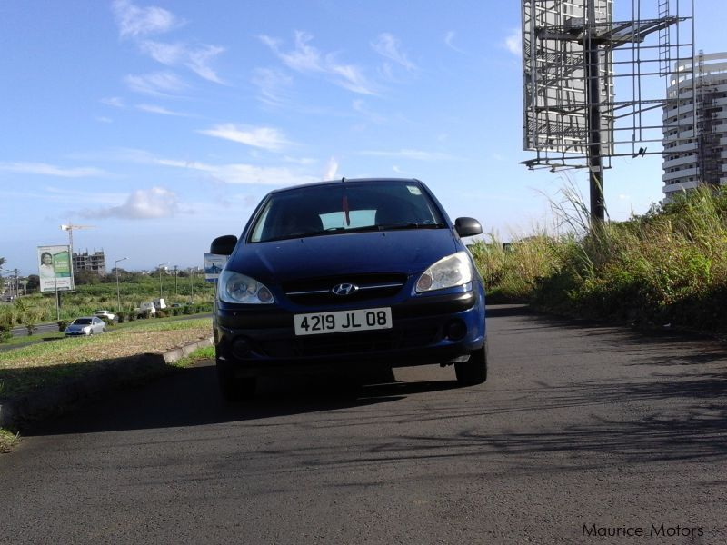Pre-owned Hyundai Getz for sale in Mauritius