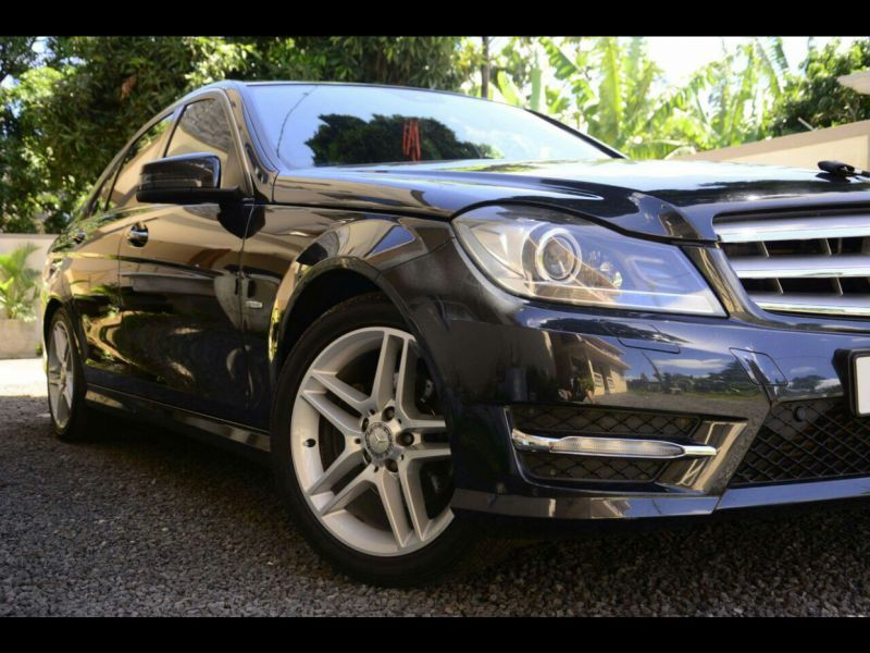 Pre-owned Mercedes-Benz C 180 for sale in Mauritius