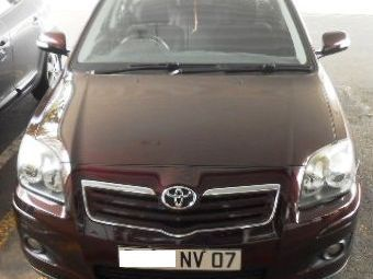 Used Toyota Avensis for sale in Mauritius
