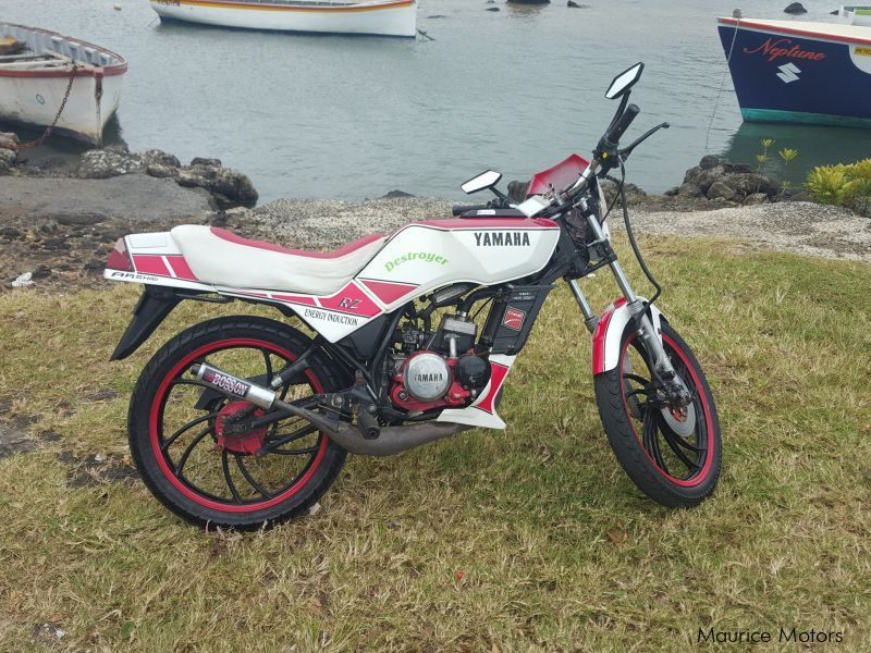 Pre-owned Yamaha RZ50 for sale in Mauritius
