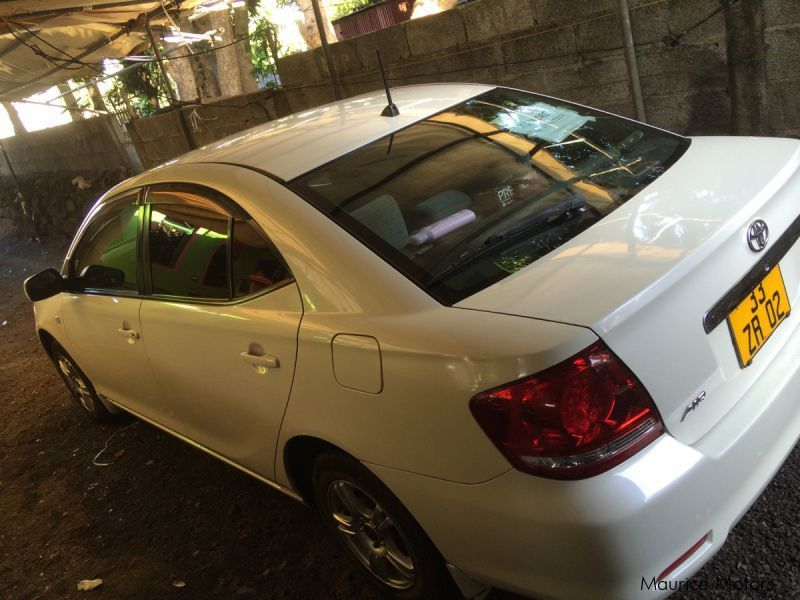 Pre-owned Toyota Allion A15 for sale in Mauritius