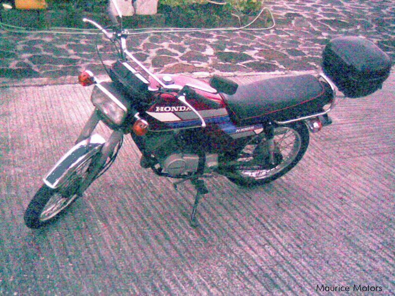 Used Honda H100s for sale in Mauritius