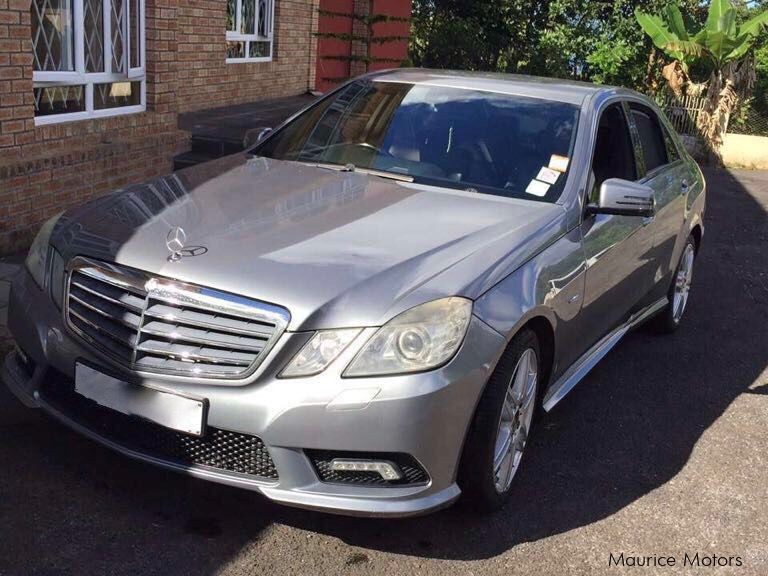 Pre-owned Mercedes-Benz E250 CGI for sale in