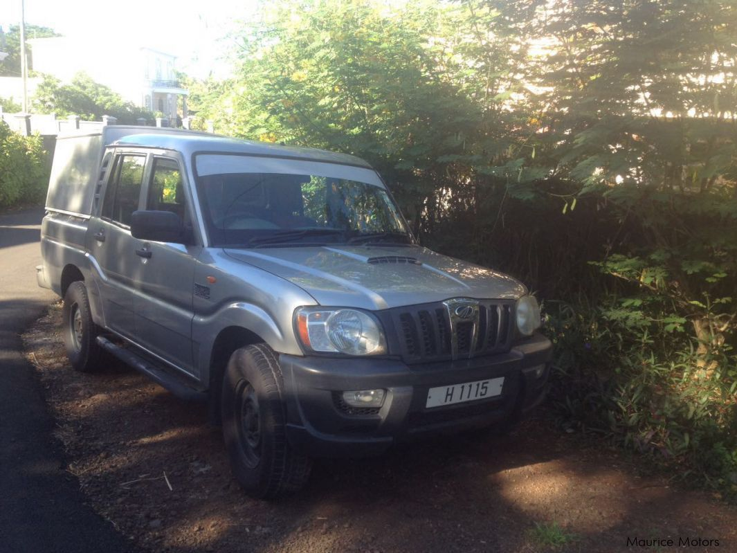 Pre-owned Mahindra Scorpion for sale in