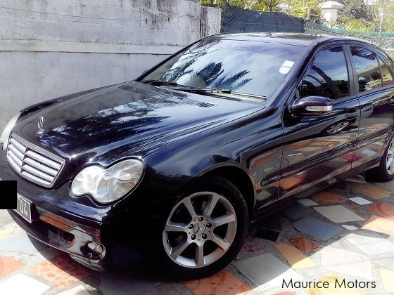 Pre-owned Mercedes-Benz C180 Kompressor for sale in Mauritius