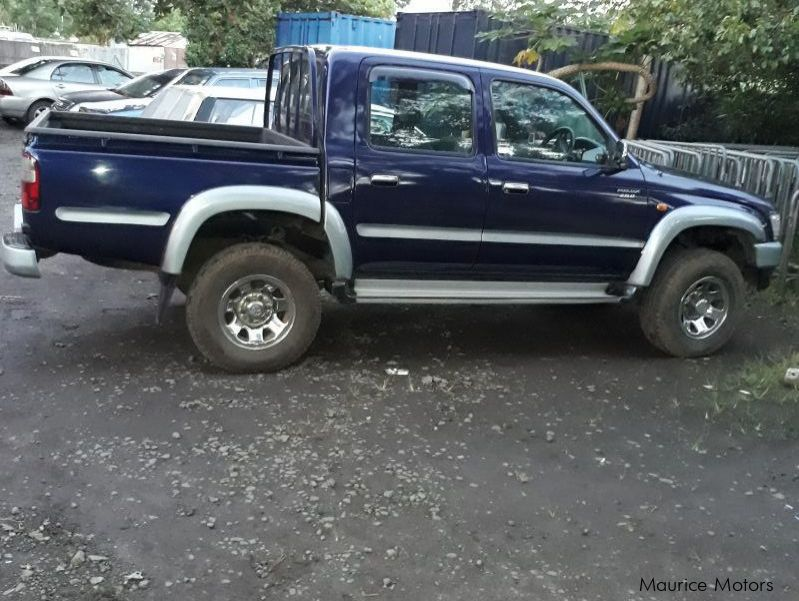 Pre-owned Toyota Hilux for sale in