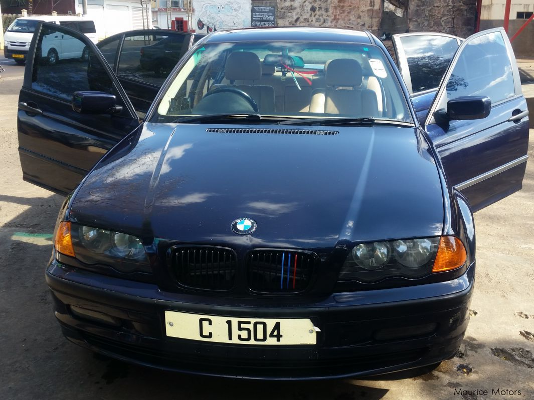 Pre-owned BMW 318IM for sale in
