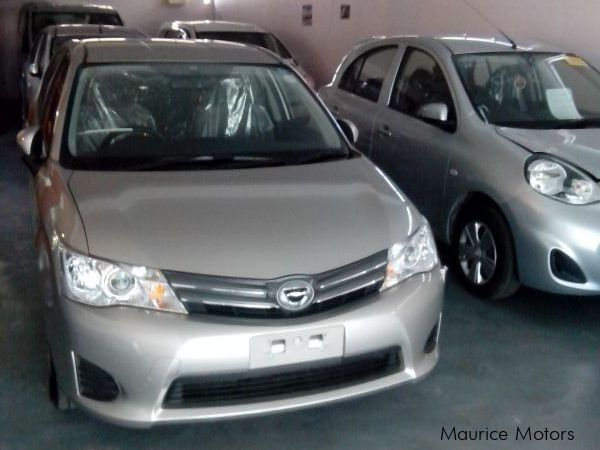 Pre-owned Toyota Corolla Axio G for sale in Mauritius