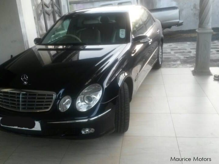 Used Mercedes-Benz E220 cdi for sale in Mauritius