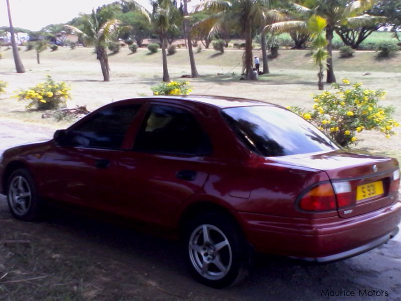 Used Mazda 323f for sale in Mauritius