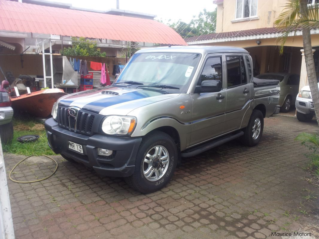 Pre-owned Mahindra Scorpio for sale in