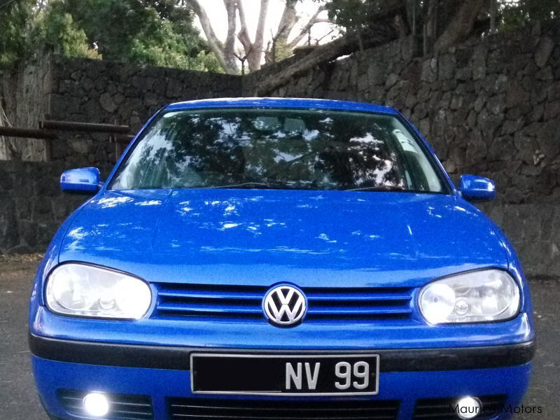 Pre-owned Volkswagen Golf for sale in Mauritius