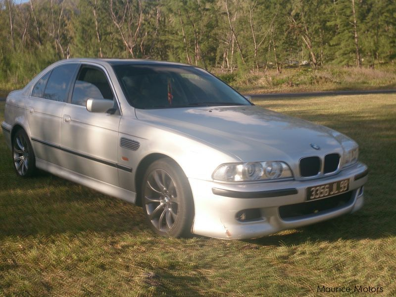 Used BMW E39 for sale in Mauritius