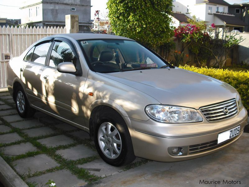 Used Nissan Sunny for sale in Mauritius