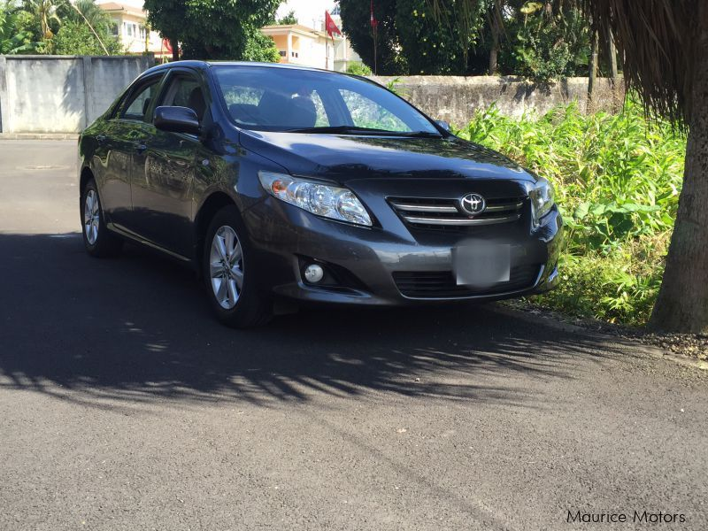Pre-owned Toyota Corolla for sale in Mauritius