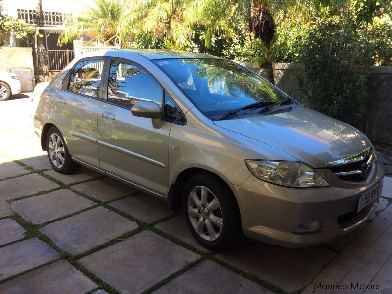 Pre-owned Honda City for sale in Mauritius
