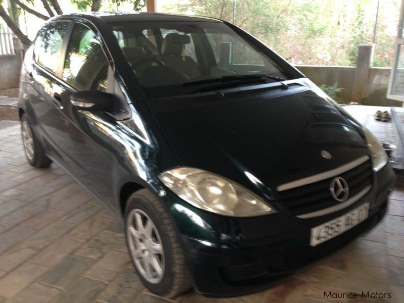 Used Mercedes-Benz A Class for sale in Mauritius