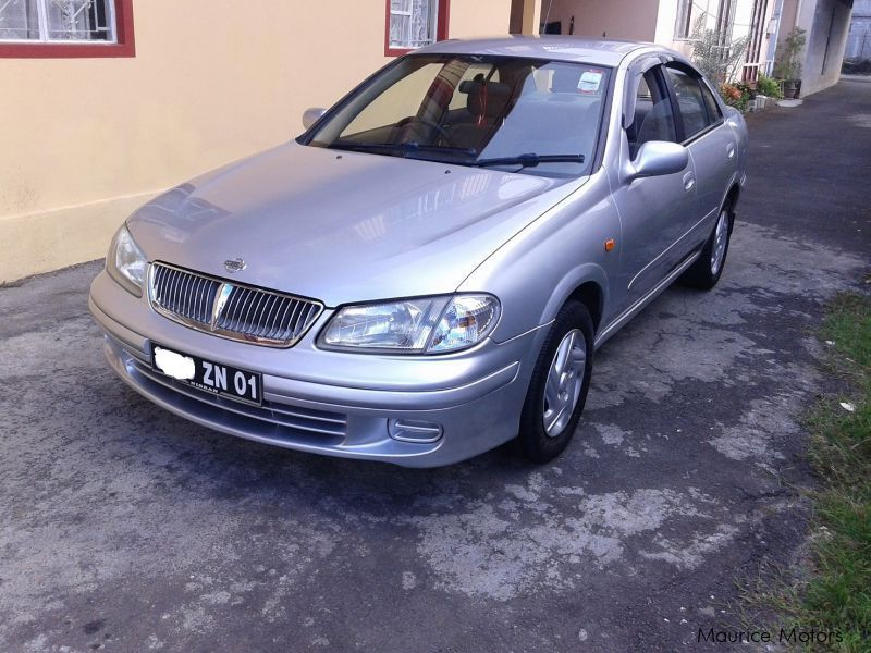Used Nissan Sunny N16 for sale in Mauritius