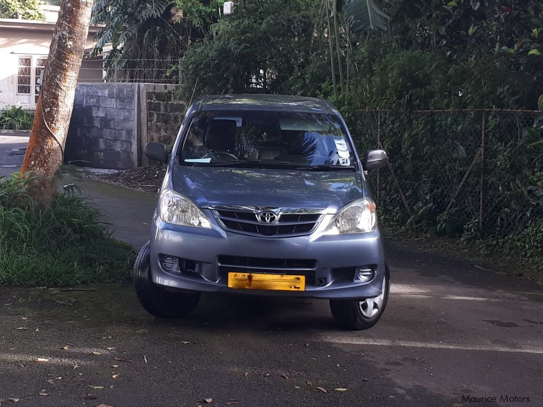 Pre-owned Toyota avanza for sale in