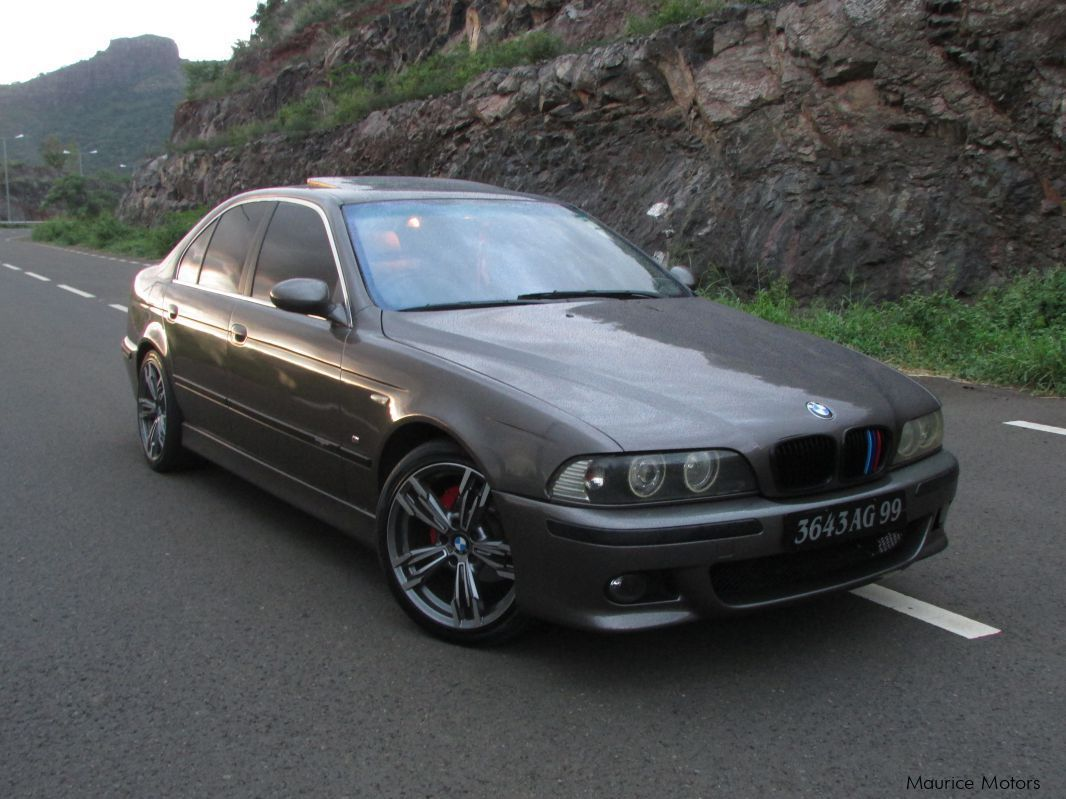 Pre-owned BMW E39 520iM for sale in