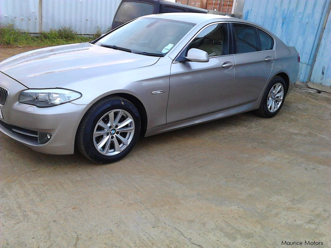Pre-owned BMW 5 20i for sale in