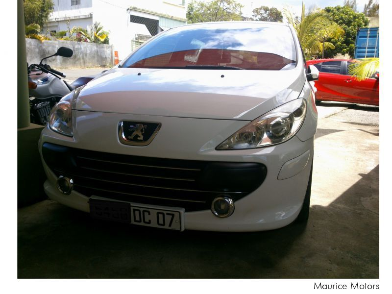 Used Peugeot 307 for sale in Mauritius