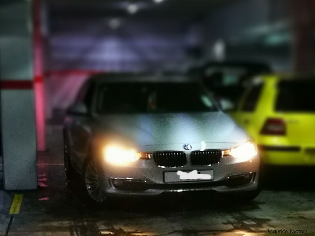 Used BMW 316 i in Mauritius