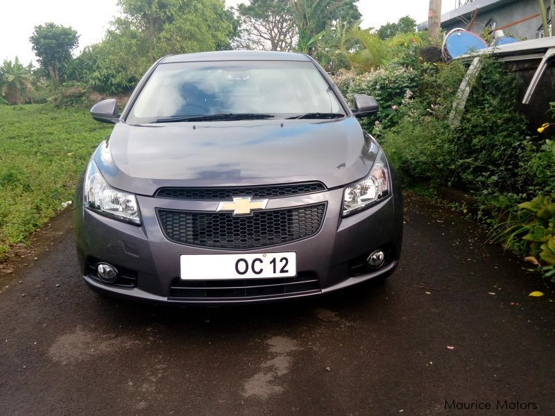 Pre-owned Chevrolet Cruze for sale in Mauritius
