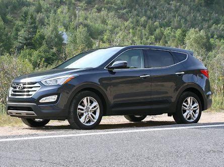 Pre-owned Hyundai Santa Fe 4x4 for sale in