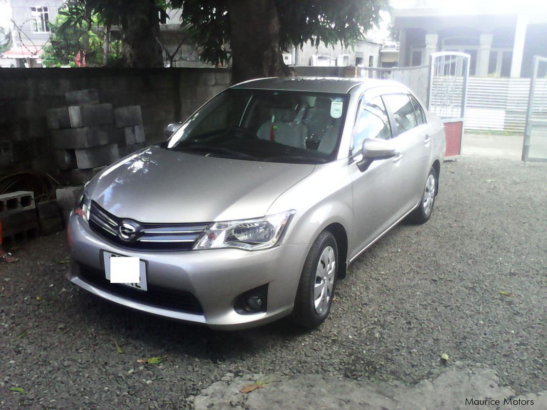 Pre-owned Toyota Axio G Grade(kiran 57687579) for sale in