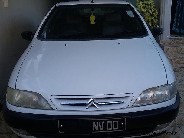 Pre-owned Citroen Xsara (phase 1) for sale in Mauritius
