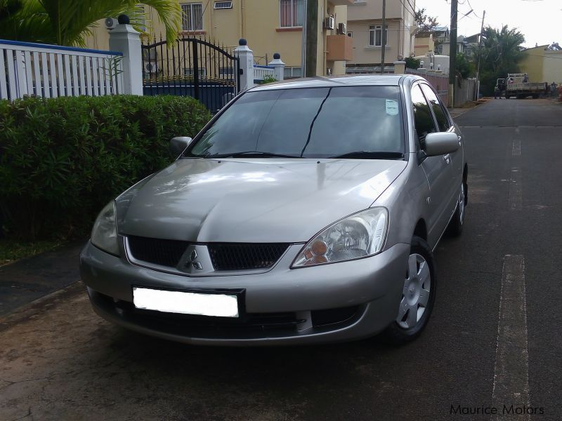 Pre-owned Mitsubishi Lancer GLX for sale in Mauritius