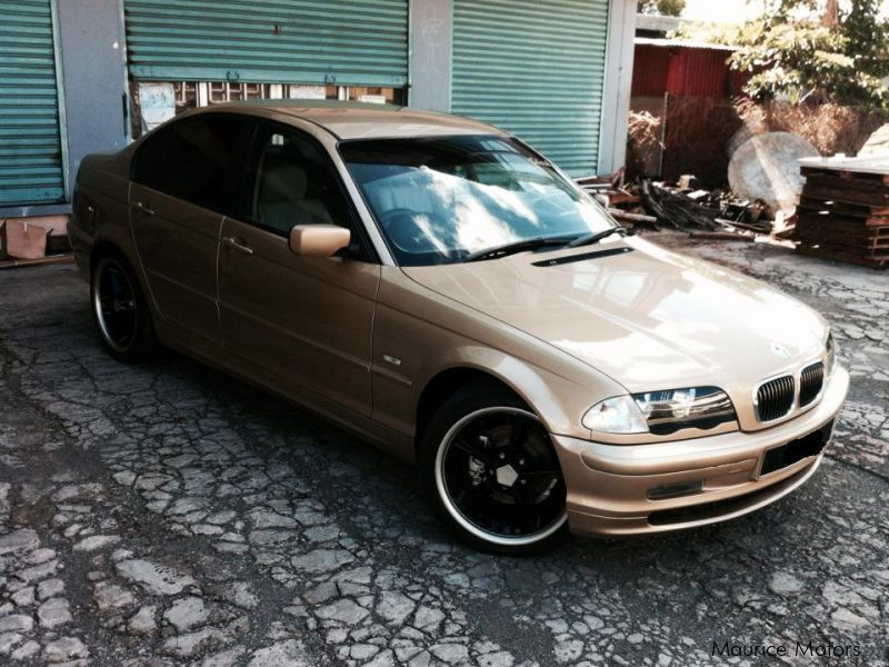 Used BMW 318I E46 for sale in Mauritius