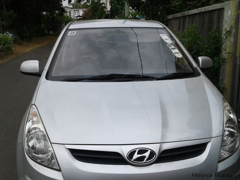 Pre-owned Hyundai I20 for sale in Mauritius