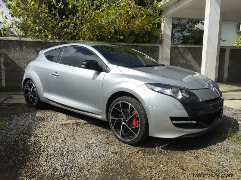 Pre-owned Renault Megane RS for sale in Mauritius