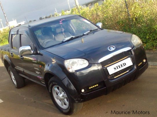 Pre-owned GWM Steed-2800cc + Turbo - LOCCASION for sale in Mauritius