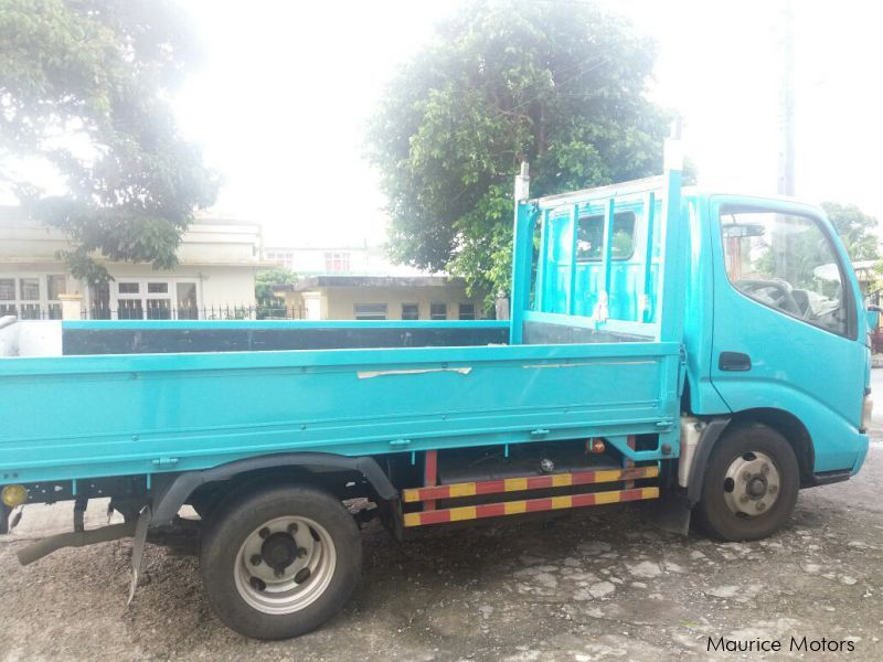 Used Toyota Dyna for sale in Mauritius