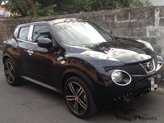 Pre-owned Nissan Nissan Juke 2012 for sale in