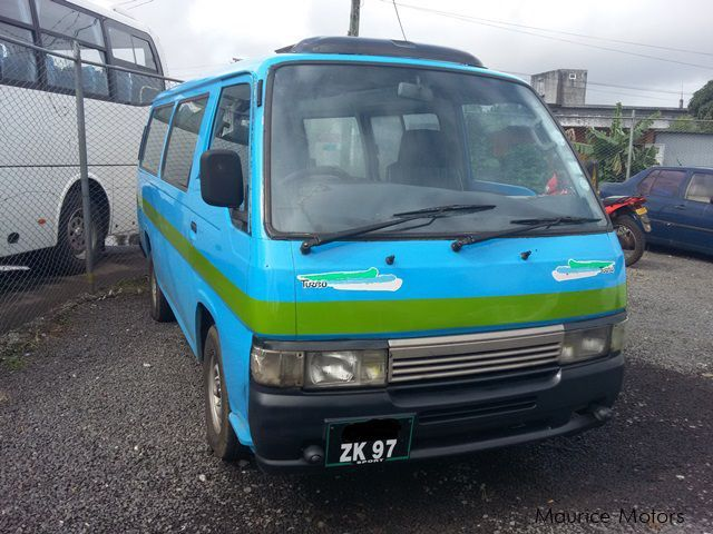 Used Nissan Caravan for sale in Mauritius