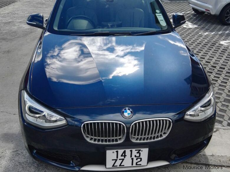 Pre-owned BMW i116 for sale in Mauritius