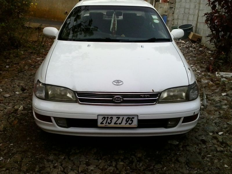 Used Toyota corona for sale in Mauritius