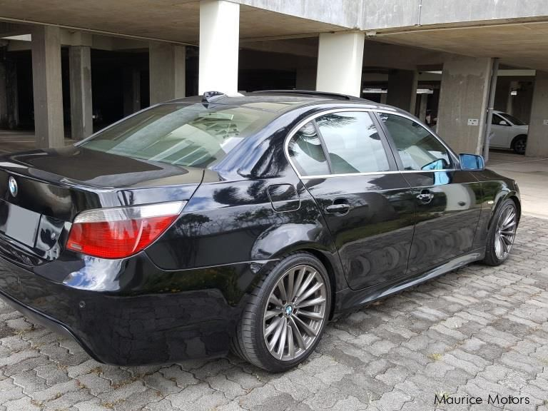 Pre-owned BMW 520d for sale in Mauritius