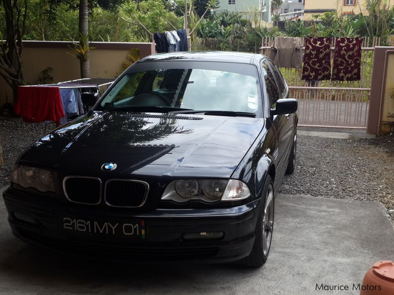Used BMW e46 for sale in Mauritius