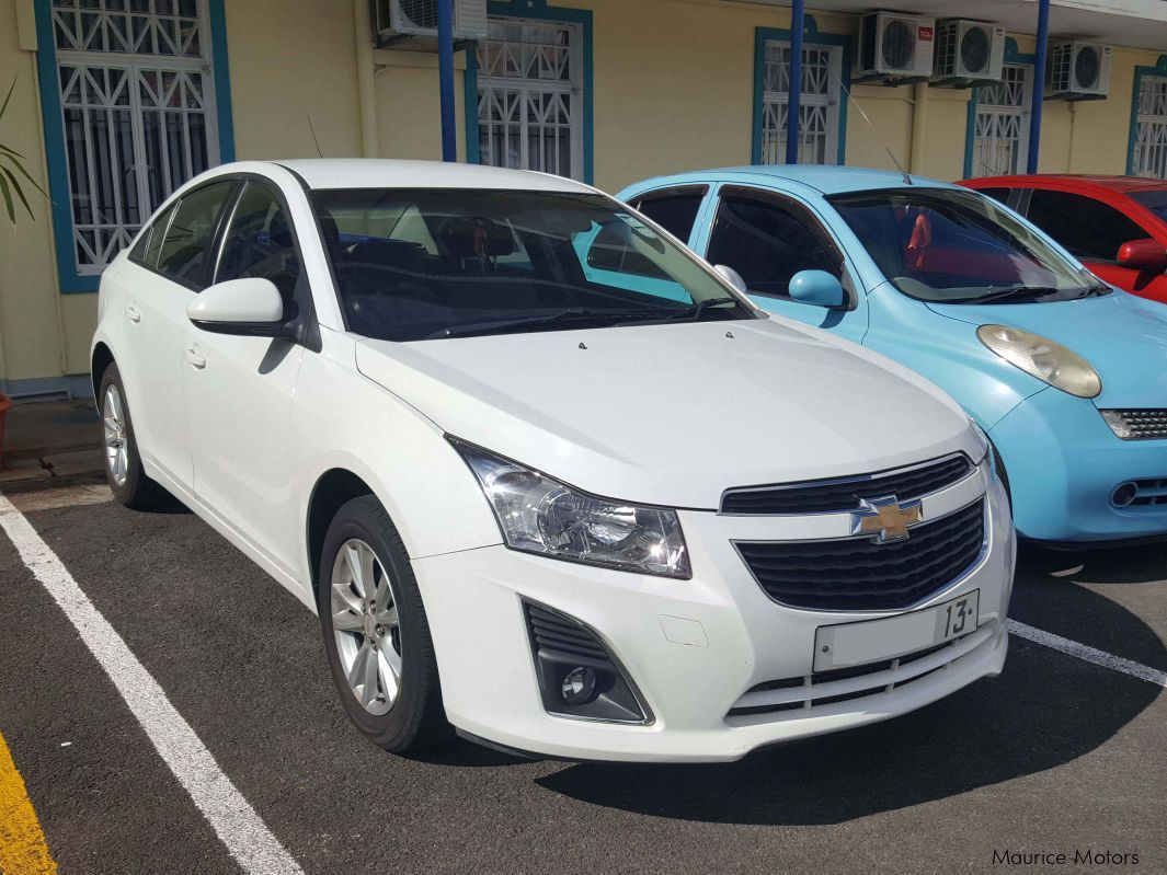 Used Chevrolet Cruze LS for sale in