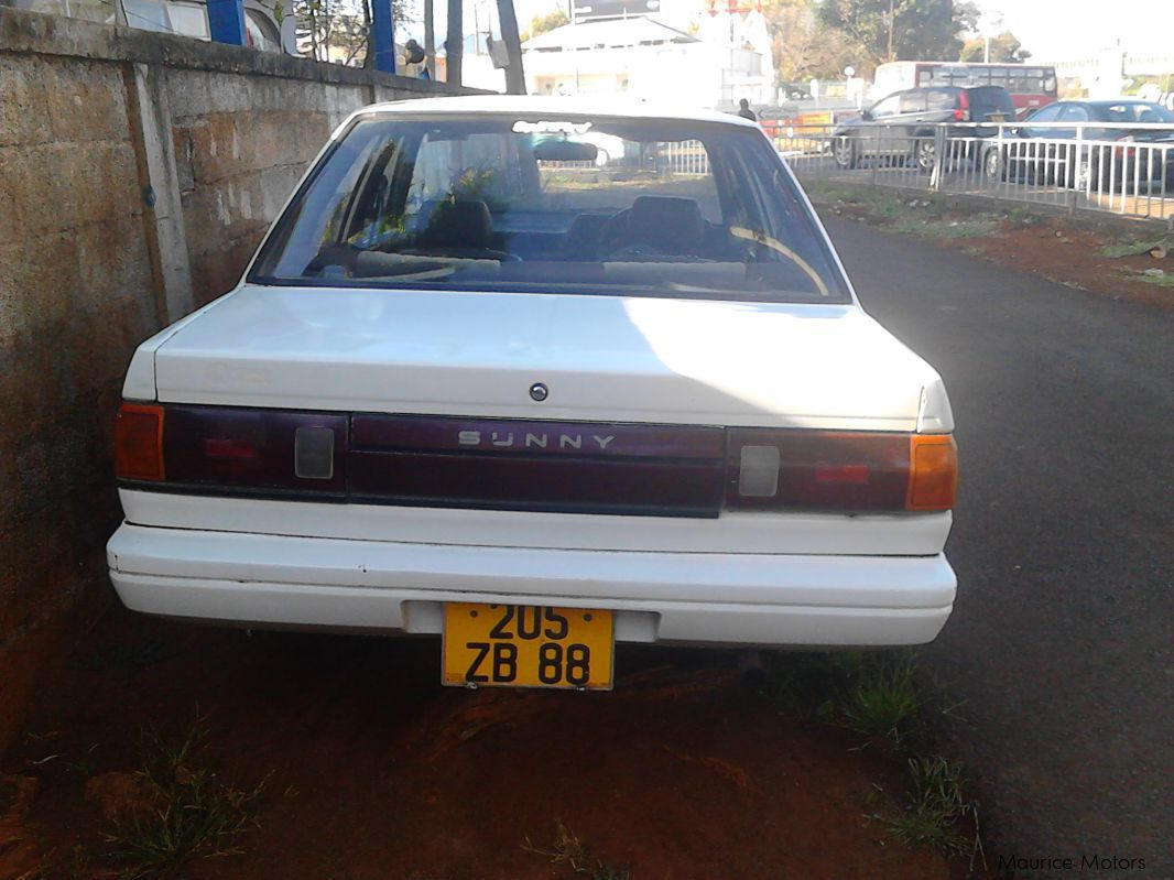 Pre-owned Nissan B 12 for sale in