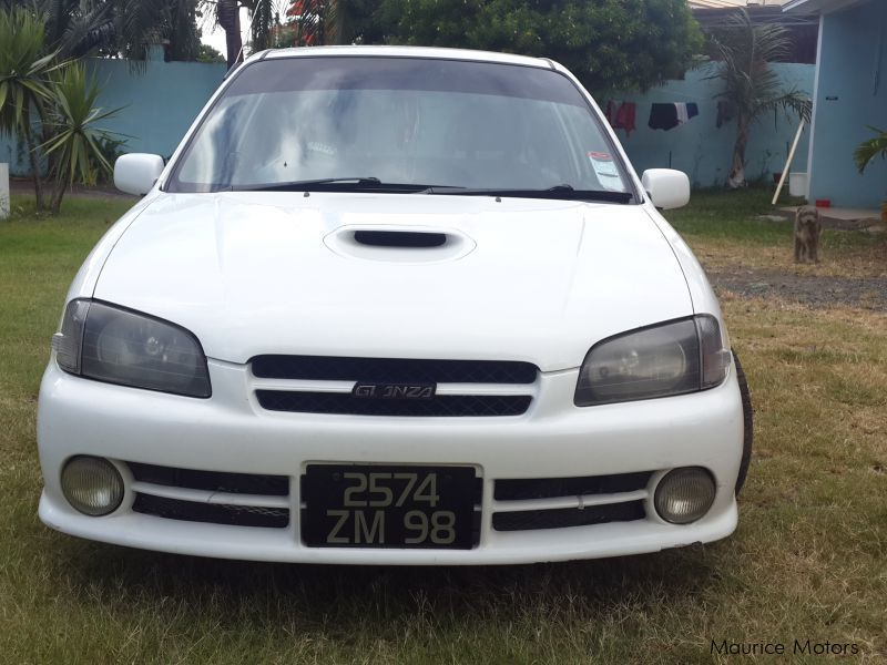 Pre-owned Toyota Glanza V for sale in Mauritius