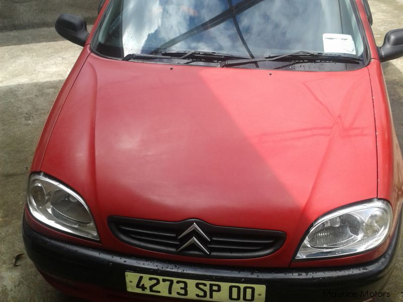 Used Citroen saxo for sale in Mauritius