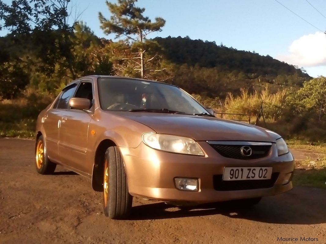 Pre-owned Mazda 324 for sale in